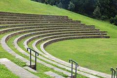 Amphitheatre ao ar livre imagens de stock royalty free
