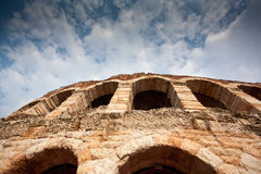 Amphitheatre Arena in Verona, Italy Stock Images