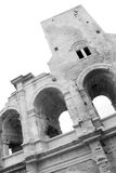 Amphitheatre in Arles Stock Photography