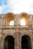 Amphitheatre Arles стоковая фотография rf