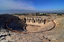 Amphitheatre Royalty Free Stock Photo