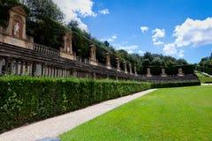 Amphitheatre, Boboli Gardensi, Florence, Italy Stock Photos