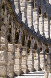 Amphitheatre in Croatia, Pula Royalty Free Stock Image