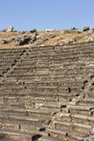 Amphitheatre d'Aizanoi, Kutahya, Turquie photographie stock libre de droits