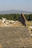 Amphitheatre de Aizanoi, Kutahya, Turquia imagem de stock royalty free