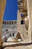 Amphitheatre de Aspendos imagens de stock