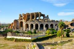 Amphitheatre de Capua Images stock