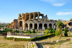 Amphitheatre de Capua Imagens de Stock