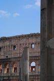 Amphitheatre de Colosseum em Roma, Italy. fotos de stock royalty free