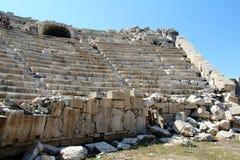 Amphitheatre de gladiateur Image libre de droits