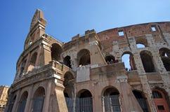 Amphitheatre de Roma fotos de stock