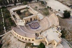 Amphitheatre des alten Babylons Lizenzfreie Stockfotos