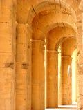 Amphitheatre di EL Djem fotografia stock
