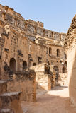 Amphitheatre in El Djem Royalty Free Stock Image