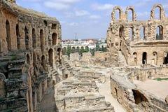 Amphitheatre Stock Photography
