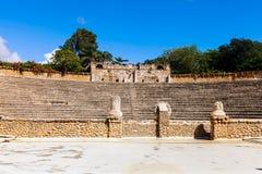 Amphitheatre em Alto de Chavon fotos de stock royalty free