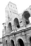 Amphitheatre em Arles foto de stock royalty free