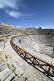 Amphitheatre of Hierapolis in Denizli, Turkey Royalty Free Stock Photo