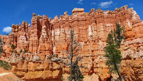 Amphitheatre with hoodos, Bryce Canyon Royalty Free Stock Photos
