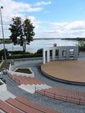 Amphitheatre, Lithuania Obraz Royalty Free