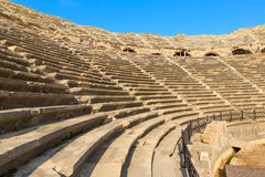 Amphitheatre Royalty Free Stock Photo