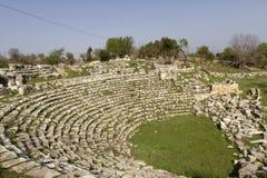 Free Amphitheatre Of Diocaesarea, (Uzuncaburc), Mersin, Turkey Royalty Free Stock Images - 30335179