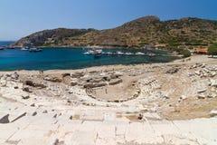 Free Amphitheatre Of Knidos Royalty Free Stock Photos - 33034718