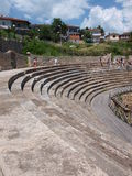 Amphitheatre, Ohrid, Macedonia Stock Photography