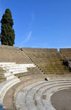 Amphitheatre of Pompeii, the Roman city Royalty Free Stock Photography