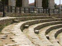 Amphitheatre in Pula, Croatia Royalty Free Stock Image
