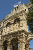Amphitheatre in Pula, Croatia Stock Photography