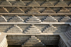 Amphitheatre Pushkarani Royalty Free Stock Photos