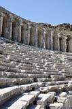 Amphitheatre romano fotos de stock royalty free