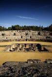 Amphitheatre romano Fotografie Stock Libere da Diritti