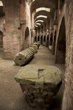 Amphitheatre romano fotografia de stock