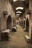 Amphitheatre romano imagem de stock royalty free