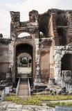 Amphitheatre romano Foto de archivo libre de regalías