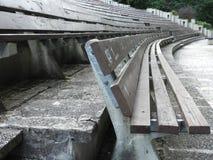 Amphitheatre, rozrywka, park popielaty, stary, obrazy stock