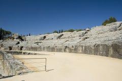 amphitheatre rzymski Obrazy Stock