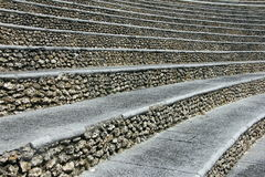 Amphitheatre Steps Stock Photos