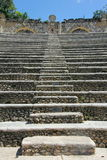 Amphitheatre Steps Royalty Free Stock Photo
