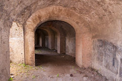 Amphitheatre Tunnels Stock Photos