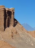 Amphitheatre, Valle de la Luna, Atacama Desert, CHile Stock Image