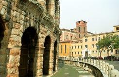 Amphitheatre, Verona, Italy Stock Image