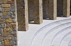 Amphitheatre of Viggianello. Basilicata. Italy. Royalty Free Stock Image