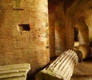 Amphitheatre von pozzuoli Stockfoto