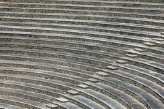 Amphitheatrestappen Royalty-vrije Stock Afbeeldingen