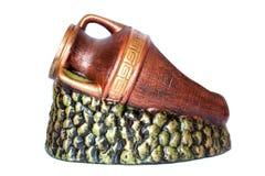 amphora Royaltyfria Foton