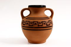 Amphora Stock Photo