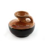 Amphora image libre de droits